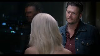Blake Shelton -  Lonely Tonight (ft. Ashley Monroe) (Official Music Video)