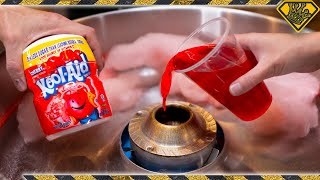 Video Can Kool-Aid Become Cotton Candy? (More Experiments!) MP3, 3GP, MP4, WEBM, AVI, FLV Juni 2019