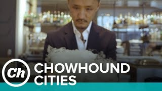 Drink a Cloud At This Food Science Cafe  | Chowhound Cities - Boston by Chowhound