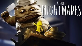 THEY WILL FIND YOU | Little Nightmares - Part 1 by Markiplier
