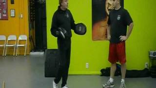 JKD Training with Equipment (Part 1)