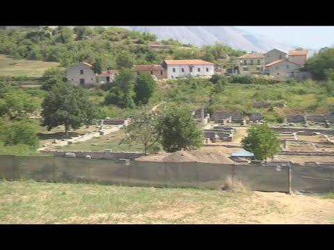 Alba Fucens - Lavori per il miglioramento della fruibilità del sito archeologico