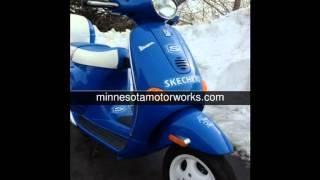 3. 2001 Vespa ET2  Used Motorcycles - Blaine,Minnesota - 2014-03-11