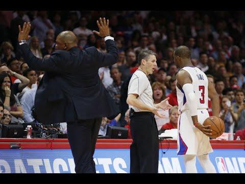 Rockets star Chris Paul rips NBA referee Scott Foster
