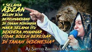Orasi Habib Bahar Bela Rohingya Depan Kedubes Myanmar Jakarta