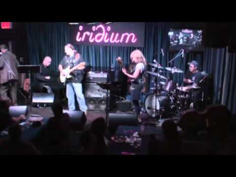 Walter Trout with Anton Fig and the Les Paul Trio - Goodbye To the Blues - Live at Iridium 8.25.11