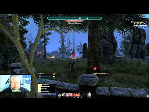 The Elder Scrolls Online - Jarocki (#96) [09.04.2014] [Level 35] (видео)