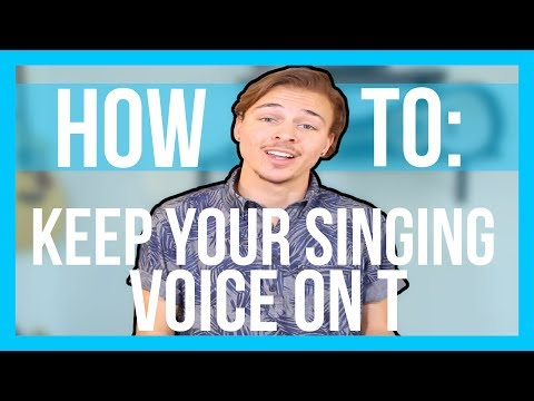 FTM - How To Keep Your Singing Voice On T [CC] || Jeff Miller
