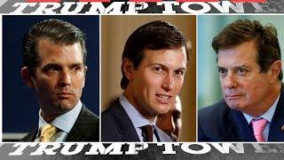 Con trai đầu tiên của tổng thống Mỹ là Donald Trump Jr. cùng cựu chủ tịch chiến dịch tranh cử là Paul Manafort sẽ có mặt trong...