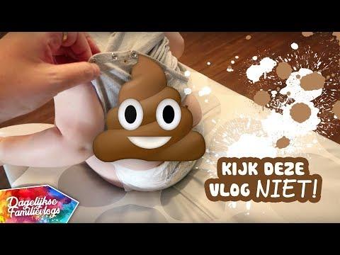 KIJK DEZE VLOG NIET!   Familie Vlog 304 (видео)