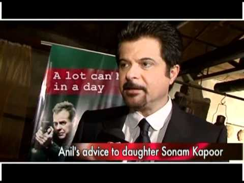 Spotted: Anil Kapoor at a launch