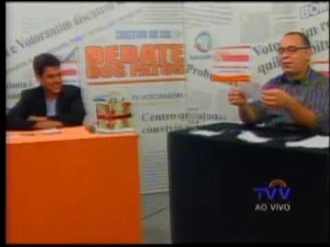 Debate dos fatos 2604-13 tv votorantim joao queiroz