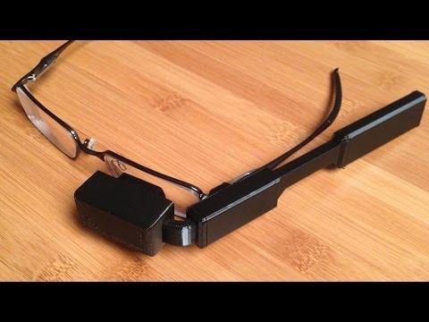 DIY Glass – Wearable Video Display