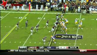Denico Autry vs LSU (2012)