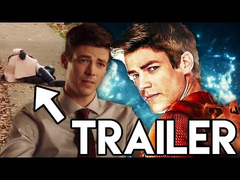 The Flash's ILLEGAL Prison Escape - The Flash 4x10 EXTENDED Trailer Breakdown