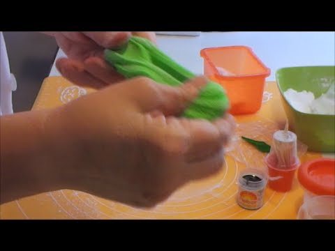 pasta de goma -