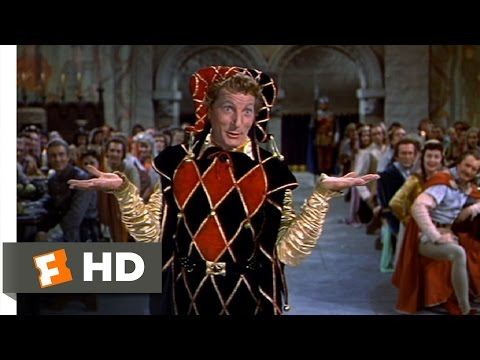 jester - The Court Jester Movie Clip - watch all clips http://j.mp/xbK6eq click to subscribe http://j.mp/sNDUs5 Hawkins (Danny Kaye), forced to entertain the king, si...