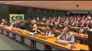 Reunião da Frente Parlamentar do CFDD BR Deputada Laura Carneiro