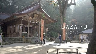 Dazaifu Japan  City pictures : Dazaifu, Japan 4K (Ultra HD) - 太宰府 Autumn Winter