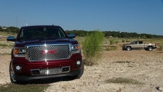 2014 GMC Sierra Denali 6.2L V8 Pickup First Drive Review