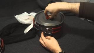 Набор посуды на 4-5 персон Fire-Maple FMC-209