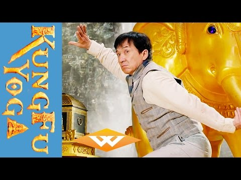 Watch Jackie Chan in Trailer for Stanley Tong s Kung Fu