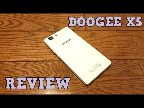 DOOGEE X5 REVIEW
