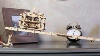 3D пъзел трамвай