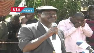 Raila Odinga's Short Fable Of How Politics Is 'played' In Kenya