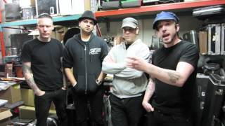 Billy Talent - May Announcement!