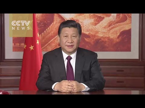 Xi Jinping's 2015 New Year Address