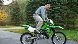8. Kawasaki KDX 200