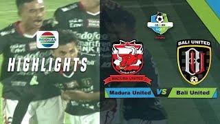 Video Madura United (2) vs (2) Bali United - Full Highlight | Go-Jek Liga 1 Bersama Bukalapak MP3, 3GP, MP4, WEBM, AVI, FLV Desember 2018