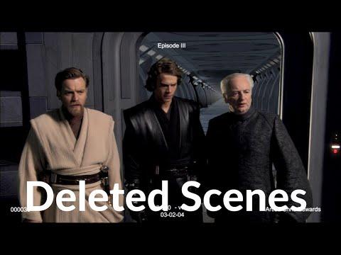 Deleted Scenes - Star Wars Episode III Revenge of the Sith 2005