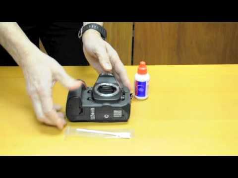 comment nettoyer le zoom d'un appareil photo