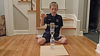 Video Water Bottle Flip Trick Shots 2 | That's Amazing MP3, 3GP, MP4, WEBM, AVI, FLV November 2017
