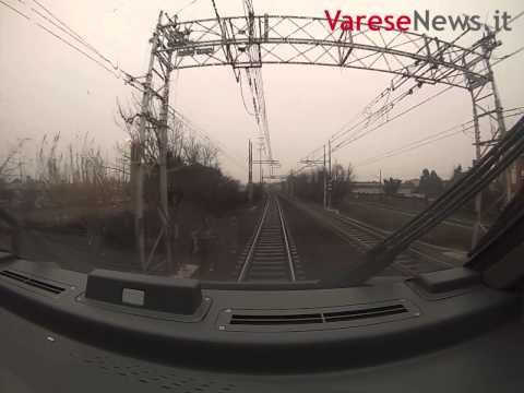 In viaggio sulla Milano – Varese: Il video integrale
