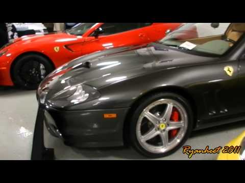 Best Exotic Car Collection Ever? Lingenfelter Garage