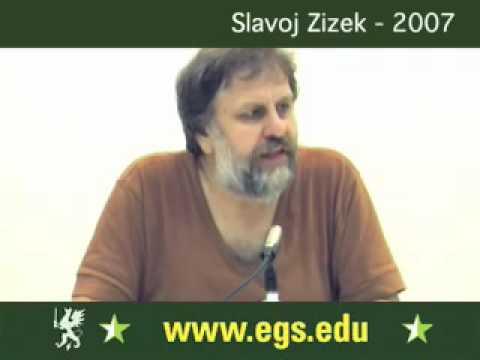 Slavoj Zizek. Materialismus und Theologie. 2007 1/8