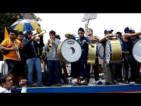Caravana 2012 - La Rebel - Pumas