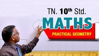 Samacheer 10th Maths  Unit 09  PRACTICAL GEOMETRYhttps://www.youtube.com/watch?v=G9TdvO2zaV4To watch the rest of the videos buy this DVD at http://www.pebbles.inEngage with us on Facebook : https://www.facebook.com/PebblesChennaiTwitter: https://twitter.com/PebblesChennaiGoogle+: https://plus.google.com/b/116349844333442514419/116349844333442514419/posts?pageId=116349844333442514419Playlist:https://www.youtube.com/playlist?list=PLitHn3L0kE4wc2VEm5Zb_8Hj1ZQUGFNf4https://www.youtube.com/playlist?list=PLitHn3L0kE4xHkRURjAecvCwSvkgQQIgtShare & Comment If you like