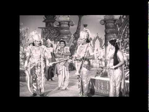 Sri Krishna Tulabharam Full Length Movie Parts:05/10 |NTR,Anjali,Jamuna