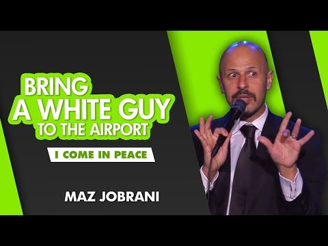 """Download """"Bring a White Guy to the Airport"""" 