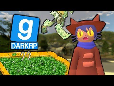 Garrys Mod - IL LÂCHE PLUS DE 300 EUROS DE DONATIONS OMG ! GMOD DarkRP