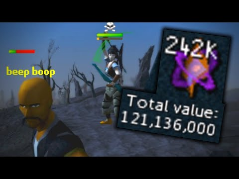 3 Noobs SHUT DOWN RS3 Bot Farm for BANK