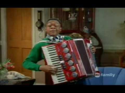 accordion - Classic scene from the episode