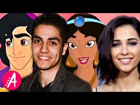 12 Fast Facts About The Cast of Disney's Live-Action Aladdin