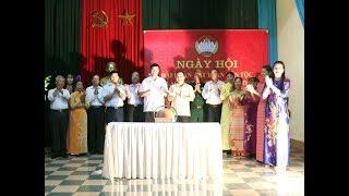 Tưng bừng ngày hội đại đoàn kết toàn dân khu Lạc Thanh