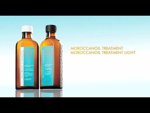 How To: Moroccanoil Treatment