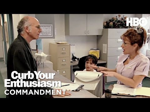 Curb Commandment: Appointment Policy   Curb Your Enthusiasm (2017)   HBO (видео)